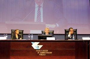 A EGAP destaca a labor de promoción e defensa da lingua galega levada a cabo por Carlos Casares